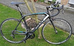 Giant TCR Composite 0, fast ungenutzt