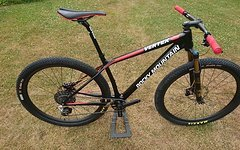 "Rocky Mountain Vertex 990 RSL Mountainbike L 29"" MTB Carbon LRS"
