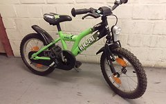 Kinder - MTB All Terrain 18 Zoll *TOP*