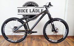 Dartmoor Two6 Player petrol Custom Dirt/Street Bike Rock Shox Pike DJ,HOPE,Spank,Shimano,Chromag,DMR