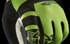 Royal Racing Core Gloves Lime/Black S *BLOWOFF*