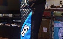 IXS Lunar DH Shorts, Größe XXL