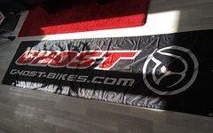 Ghost Banner 245x66cm