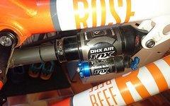 Fox DHX 5.0 Air 222x70