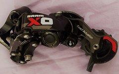 SRAM X0 DH Type2 10-fach short cage