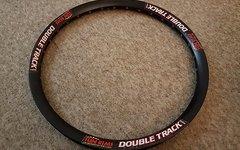 """Sun Rims Double Track 24"""" 32 Loch Felge"""