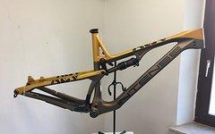Intense ACV Rahmen Trailbike 27.5 650B+ 29er 140mm UVP 4198.00 €