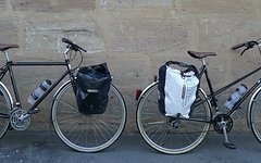 Zwei Tourenräder, Expeditionräder Ktm Viaggio