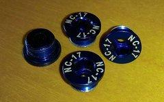 NC-17 Kettenblattschrauben für XX oder Tune