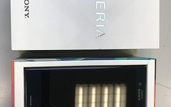 Sony Xperia X Compact 32GB LTE Smartphone universe-schwarz
