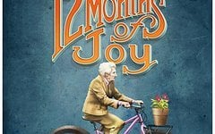 Fahrradkalender '12 Months Of Joy 2017' Illustrationen von Cotic, Surly, Mongoose, Cinelli usw.