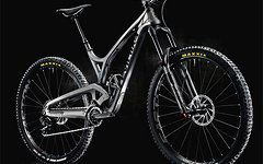 """Evil The Wreckoning X1 Carbon 29"""" 160mm"""