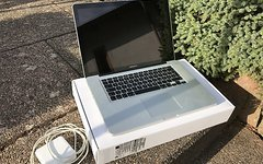 "Apple MacBook Pro 15"" (512GB SSD / 750GB HDD, 8GB RAM, Intel Core i7)"