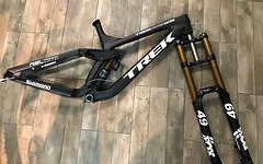Trek Session 29 Race Shop Limited inkl Fox 49 Factory MY2018