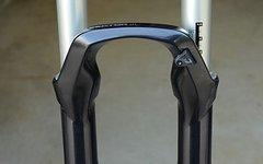 "Rock Shock Rock Shox Sektor Dual Position 120-150  Coil, 26"" tapered, + 2 Federn"