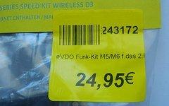 VDO Funkt Kit für M5 und M6