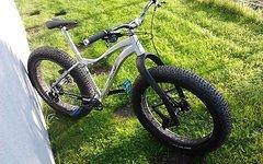 9:zero:7 Whiteout AL Custom Fatbike