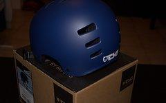 TSG Evolution - Satin Blau - L/XL - Neu