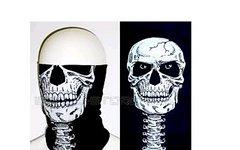 Scarf Tubes Multifunktionstuch Skull Schlauchtuch Tube Gesichtsschutz Tuch Kopftuch Bandana