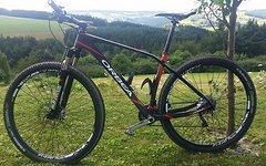 "Orbea Alma 29"" 2016 Carbon kompl.XTR! Gr.L Top Racebike!!"