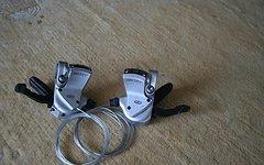 Shimano Deore XT SL-M750 3x9 fach Schalthebel