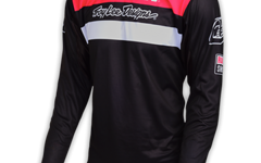 Troy Lee Designs SPRINT JERSEY SRAM TLD RACING BLACK