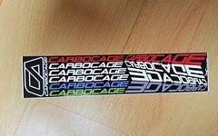 Carbocage Sticker