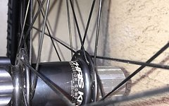 Chris King Extralite Ryde Trace 29 Zoll Chris King, Extralite hyper JF ,Ryde xc 22, 29 Zoll