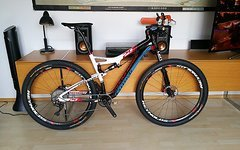 Cannondale Scalpel Carbon Mountainbike 29er