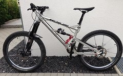 Nicolai Ion 16 26 M RockShox Monarch Plus Debonair