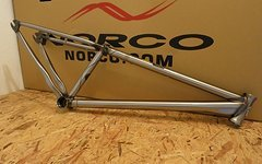 Norco Two50 Dirt Rahmen RAW
