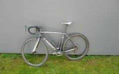 Specialized S-Works Tarmac 54cm schwarz/weiß