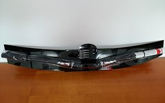 Answer ProTaper Carbon SL 750 mm - 25,4 mm Rise - schwarz - Neu