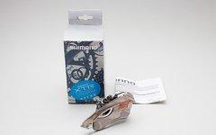 Shimano NEU/NOS+ Shimano XTR M952 MTB-Vintage Umwerfer 28.6MM 8/9-fach
