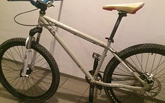 Dmr Bikes Trailstar umgebaut Dirtbike