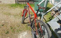 Univega Vision Performance Carbon Mountainbike XC Bike