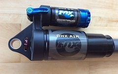 Fox DHX 5.0 Air 241mm/76mm