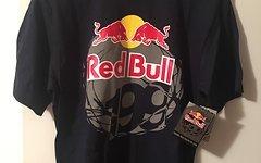Fox Red Bull - Gr. M Travis Pastrana Tee navy