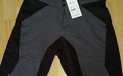 Cube BLACKLINE Shorts - black´n´grey