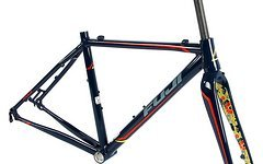 Fuji 1.1 Cyclocross Rahmenset 58cm Alu mit Carbongabel neu!