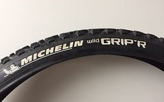 Michelin wild Grip'R 27.5 Advanced Magi–x und GUM–X