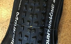 Continental Mountain King ll 27,5x2,4 Zoll - Protection Black Chili