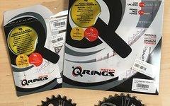 Rotor Q-Rings XTR M9000 WIE NEU