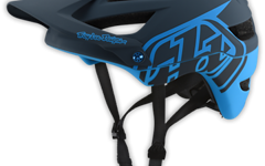 Troy Lee Designs A1 HELM DRONE GRAY/OCEAN