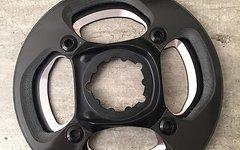 SRAM X01 Carbon-Bashguard mit X01 Kettenblatt