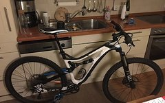 Lapierre Zesty 529 L Am/ Cc carbon Mountain Bike (Fox/Reverb/ XT)