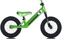 "Rebel Kidz Air Lernlaufrad 12,5"" Race Motiv grün"
