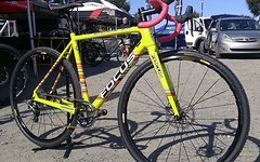 Focus MARES Force 1 - 2018 - yellow freestyle - 58 RH XL- Cyclocross