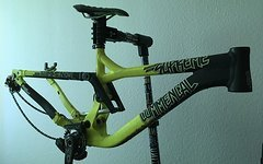 Commencal SUPREME DH V3 YELLOW M