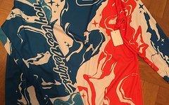 Troy Lee Designs GP JERSEY GALAXY BLUE Gr. L NEU